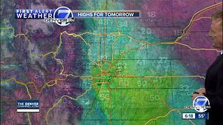 First Alert Action Day Friday and Saturday for Denver - Video