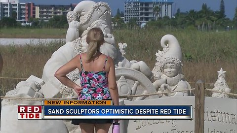 'Sanding Ovations' competition kicks off on Treasure Island