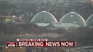 Milwaukee police investigating shooting near Mitchell Park Domes