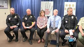 New protocol will combat domestic violence - Video