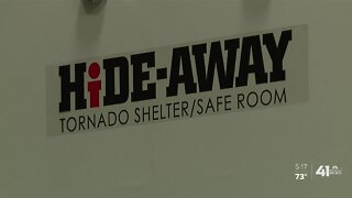 1 year later, Linwood homeowners invest in tornado shelters