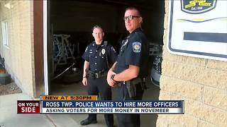 Ross Twp. police want to hire more officers