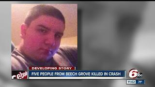 Four from Beech Grove family, friend killed in Kentucky crash on their way home from Florida - Video