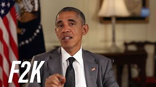 Why Obama could never be compared to Mandela - Video