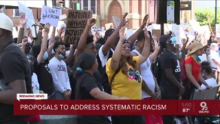 City Council Member P.G. Sittenfeld proposes policy changes in response to protests