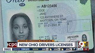 Ohio BMV to start issuing new 'compliant' driver licenses in July - Video