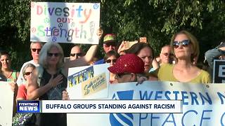 Standing up to hate in WNY - Video