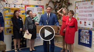 Governor Ron DeSantis Signs Groundbreaking Early Learning and Literacy Legislation 05/04/21
