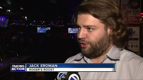 Competitor of local bar helps employees after fire