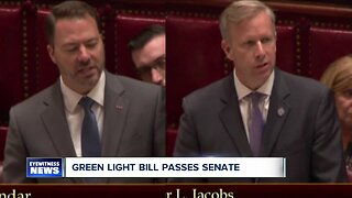 Green Light Bill passes state senate