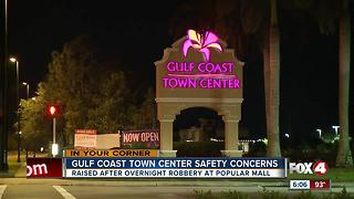 Deputies investigating an armed robbery and carjacking at Gulf Coast Town Center - Video