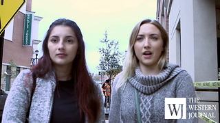 Folks on the street don't care about celeb political views - Video