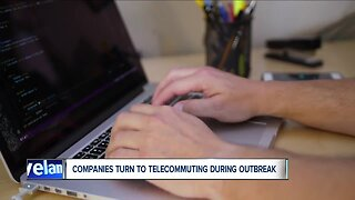Telecommuting possible as COVID-19 keeps employees home