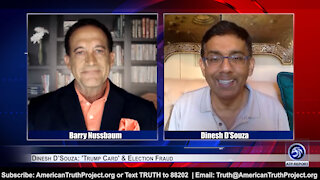 Dinesh D'Souza: 'Trump Card' & Election Fraud