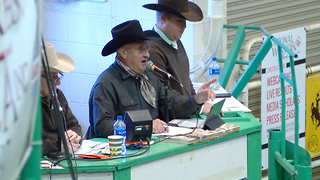 Old-school training and high-tech analysis keep auctioneers voice going strong - Video