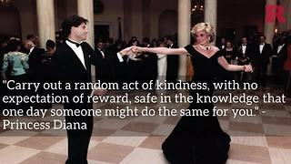 Remembering Princess Diana | Rare People - Video