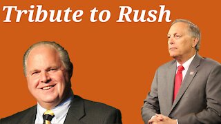 Paying Tribute to Rush Limbaugh