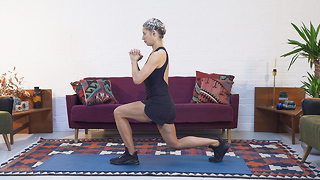 The best leg toning exercises to do at home - Video