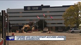 United Autoworkers Union accused in shakedown of its employees