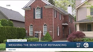 Weighing the Benefits of Refinancing