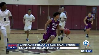 American Heritage vs Palm Beach Central