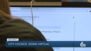 City of Boise holding virtual meetings through Zoom