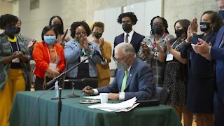 Washington Governor Signs Sweeping Police Reform Package Into Law