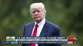 U.S. and Mexico reach deal to avoid tariffs