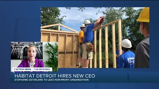 Habitat for Humanity Detroit hires new CEO