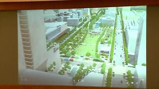 A virtual tour of the proposed $290 million riverfront development - Video