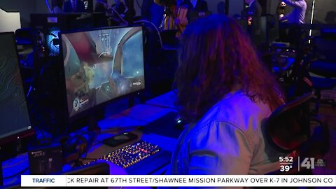 Esports arena opens in Overland Park