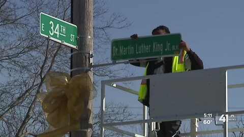 KC Parks Board approves renaming streets to honor Dr. King