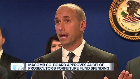 Auditing the Macomb County Prosecutor
