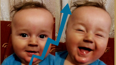 Baby Tests Vocal Abilities