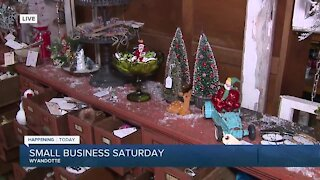 Small Business Saturday Wyandotte