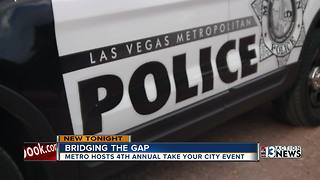 Bridging the gap between community and police