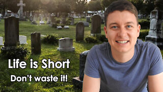 Life is Short | Don't Waste Your Life | Mini - Sermon | Don't Waste Time | Christian | Christian Video