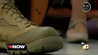 Music therapy helping Camp Pendleton marines with traumatic brain injuries - Video