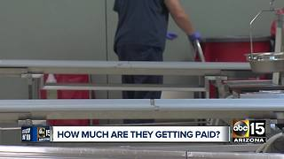 How much are public employees being paid? - Video