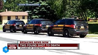 Two found dead in Sheboygan County home - Video