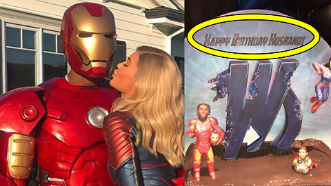 Kylie Jenner's AVENGERS Themes Party Reveals Clues That Her & Travis Scott Are MARRIED!