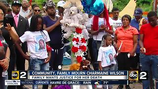 Family, community mourns death of mother of 8 - Video