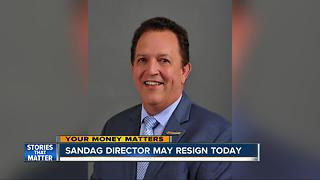 SANDAG's director may resign Friday - Video