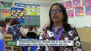 How a Niagara Falls preschool is bringing kids of all abilities together.