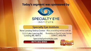 Specialty Eye Institute - 9/18/20