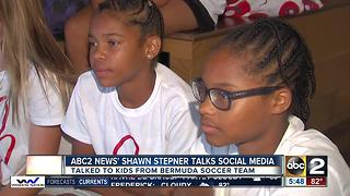 ABC 2 News' Shawn Stepner talks social media - Video