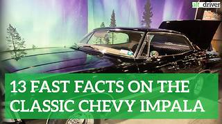 13 Fast Facts on the Chevy Impala | Alt_Driver - Video