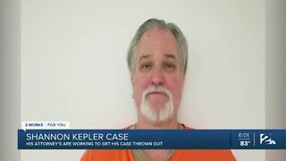 Kepler's attorneys working to get case thrown out