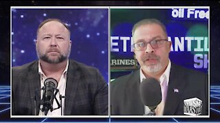 Pete Santilli With Alex Jones On Infowars.com