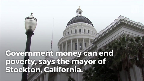 Cali City Plans To End Poverty with Universal Cash Payments